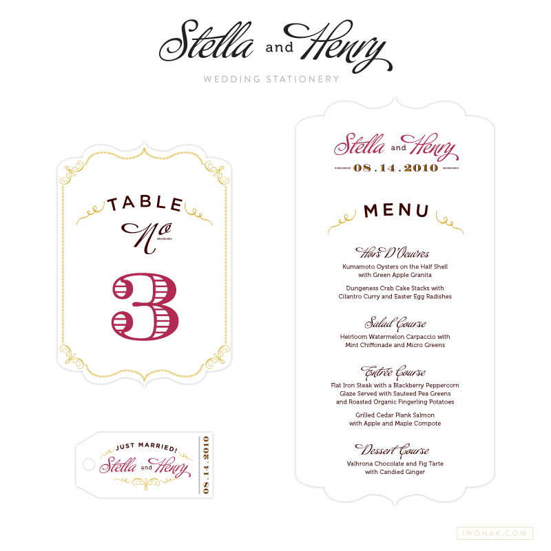 Stella&HenryWeddingStationery