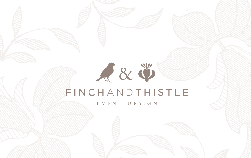 Finch And- Thistle Logo