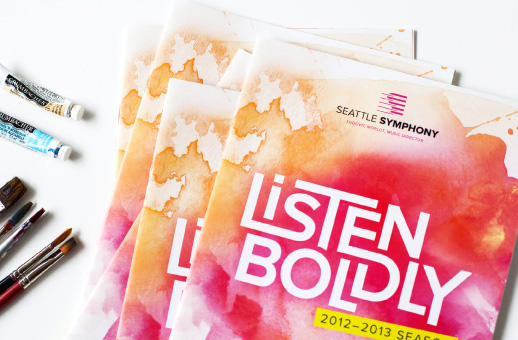 Listen Boldly Seattle Symphony Season 1213