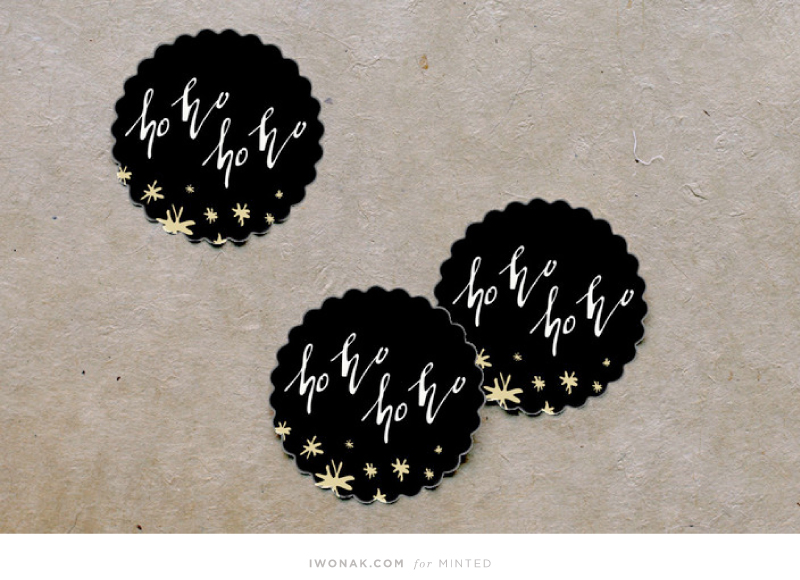 CalligraphyLoveStickers_IwonaKforMinted