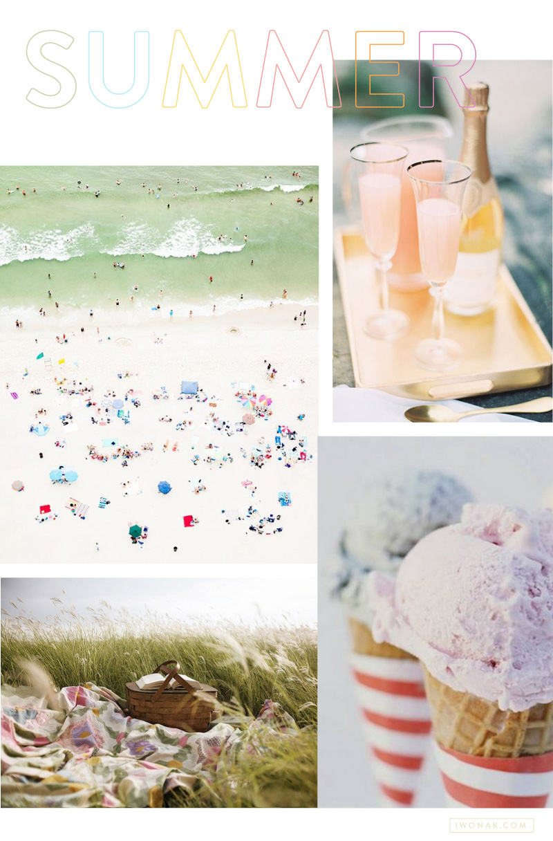 Summer-Inspiration-Board