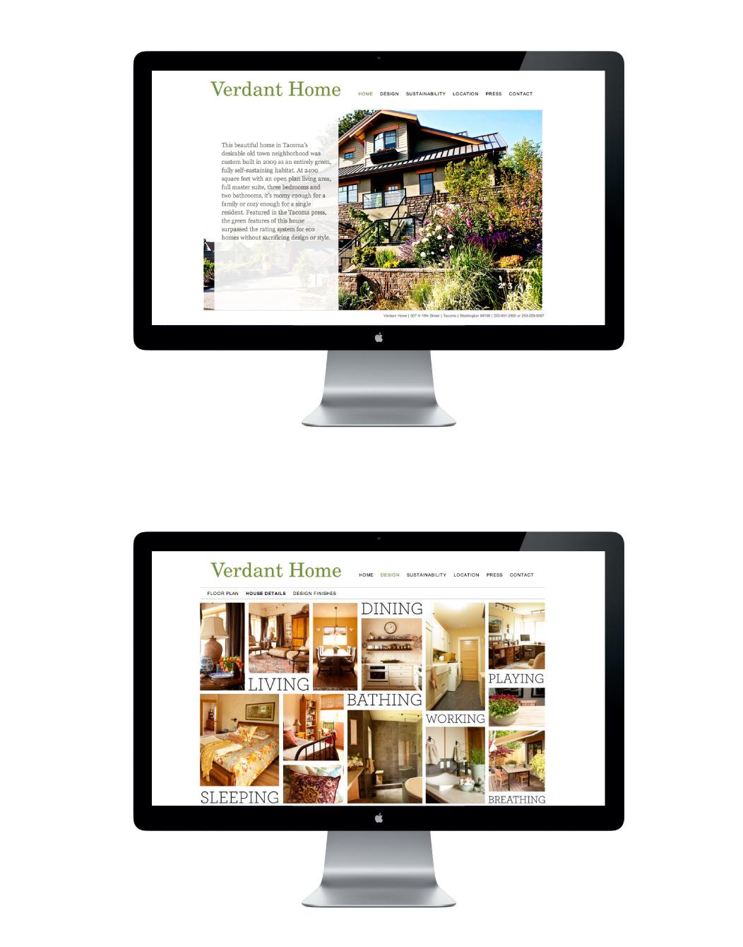 Verdant-Home-Website-By-IwonaK.com