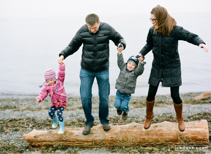 Our Family photos featured on Let The Kids